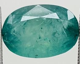 4.45Ct World Rare Grandidierite High Quality Gems for Collection IGCRGD09