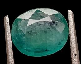2Ct World Rare Grandidierite High Quality Gems for Collection IGCRGD15