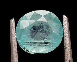 1.85Ct World Rare Grandidierite High Quality Gems for Collection IGCRGD21