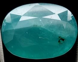 20.95Ct World Rare Grandidierite High Quality Gems for Collection IGCRGD24