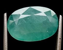 8.2Ct World Rare Grandidierite High Quality Gems for Collection IGCRGD27