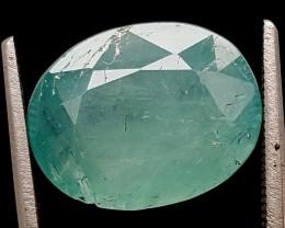 7Ct World Rare Grandidierite High Quality Gems for Collection IGCRGD28