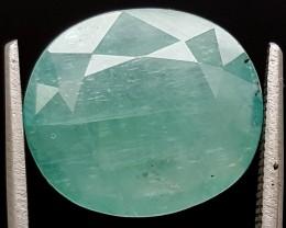 7Ct World Rare Grandidierite High Quality Gems for Collection IGCRGD34