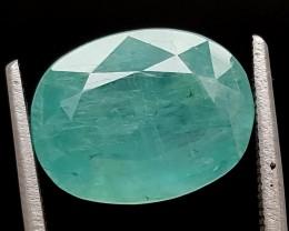 5.3Ct World Rare Grandidierite High Quality Gems for Collection IGCRGD35