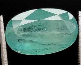 5.3Ct World Rare Grandidierite High Quality Gems for Collection IGCRGD37