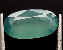 4.4Ct World Rare Grandidierite High Quality Gems for Collection IGCRGD38
