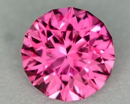GCI Pink Sapphire 0.52 ct Madagascar GPC Lab