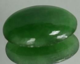 Rare 1.72 Cts Natural Green Jade