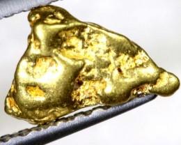3.1CTS AUSTRALIAN GOLD NUGGET KALGOORLIE TBG-2701