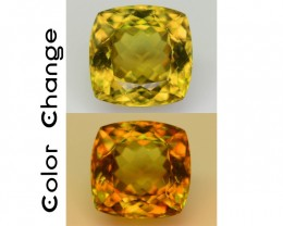 9.27 ct Natural Color Change Diaspore SKU.4