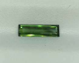 1.05 CT NATURAL GREEN TOURMALINE HIGH QUALITY GEMSTONE S89
