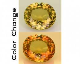 9.62 ct Natural Color Change Diaspore SKU.4