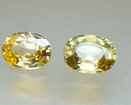 2.90 Crt Natural Zircon Faceted Gemstone (R 106)