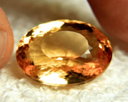 27.8 Brazilian Golden VVS Citrine - Gorgeous