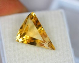 Black Friday 7.67Ct Yellow Citrine Fancy Cut Lot LZB20