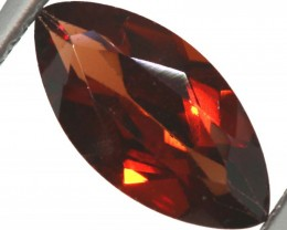 1.2CTS GARNET FACETED NATURAL STONE TBG-2708