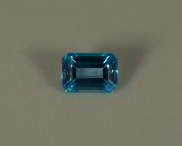 Blue Topaz Total 2.40 ct Brazil