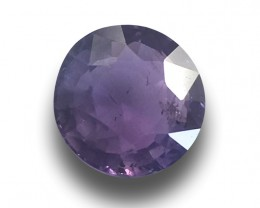0.94 CTS | Natural Purple Sapphire | Loose Gemstone | Sri Lanka - New