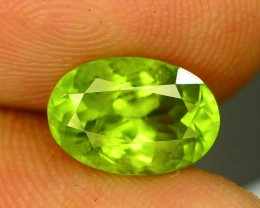 2.55 ct Natural Top Color Peridot MF-2
