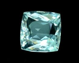 11.28 cts Certified Untreated Aquamarine Gemstone from Pakistan
