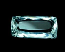 14.52 cts Certified Untreated Aquamarine Gemstone from Pakistan