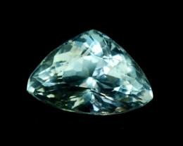 9.57 cts Certified Untreated Aquamarine Gemstone from Pakistan