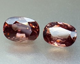 4.40 Crt Natural Zircon Faceted Gemstone (R 107)