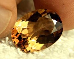 12.12 Braziliamn VVS Golden Topaz - Beautiful