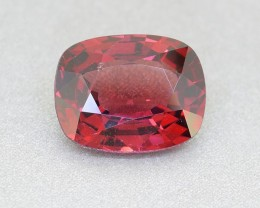BIG Natural Untreated Almadine RED Garnet 5.08 Ct.(00793)