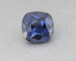 Natural Untreated RARE Cobalt Blue Spinel 1.58 Ct.(01180)