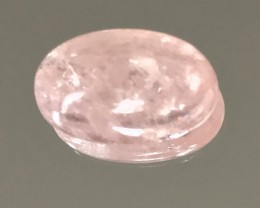 5.24ct Morganite Cabochon  - No Reserve