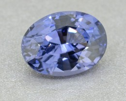 Natural Untreated RARE Cobalt Blue Spinel 1.54 Ct.(01178)