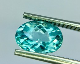 0.92 CT GIL Certified Natural Paraiba Tourmaline Clean AA Quality Gemstone