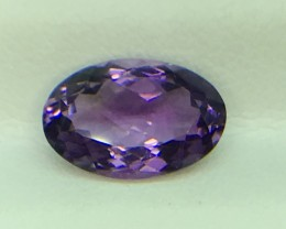 3.40 CT PURPLE AMETHYST HIGH QUALITY GEMSTONE S91