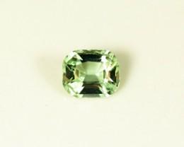 Green Chrome Tourmaline 0.71 ct Brasil