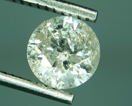 0.63 CT GIL Certified Natural Diamond With Excellent Luster Gemstone