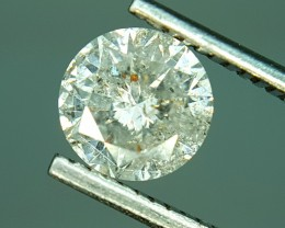 0.71 CT GIL Certified Natural Diamond With Excellent Luster Gemstone