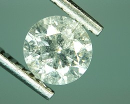 0.50 CT GIL Certified Natural Diamond With Excellent Luster Gemstone