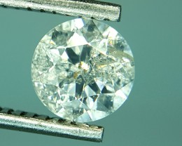 0.53 CT GIL Certified Natural Diamond With Excellent Luster Gemstone