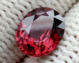 1.10CT RHODOLITE GARNET BEST QUALITY GEMSTONE IGC84