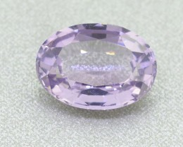 Natural Untreated Oval Purple Spinel 1.19 Ct.(01175)