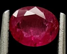 1.05Ct Ruby Unheated Top Grade Gemstone IGCRB02