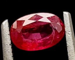 0.50Ct Ruby Unheated Top Grade Gemstone IGCRB24
