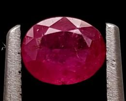 0.40Ct Ruby Tajikistan Unheated Top Grade Gemstone IGCRB46