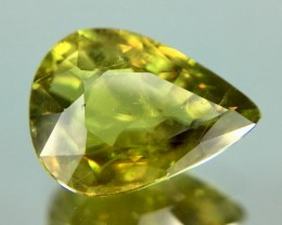 1.35 Ct Natural Sphene Excellent Color & ~ Skardu Kj51