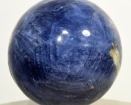 48mm Blue Sodalite Sphere Crystal Mineral Stone Ball Brazil STSOB-PA46