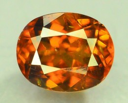 Super Rare 2.35 ct Top Color  Bastnasite Collector's Gem