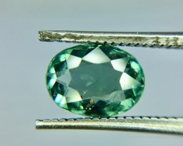 1.25 CT GIL Certified Natural Paraiba Tourmaline AA Quality Gemstone
