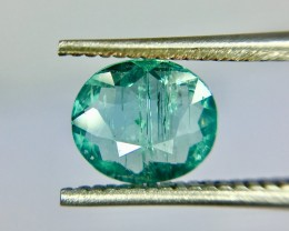 0.75 CT GIL Certified Natural Paraiba Tourmaline AA Quality Gemstone