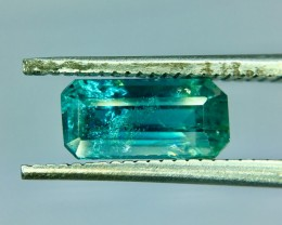 1.06 CT GIL Certified Natural Paraiba Tourmaline AA Quality Gemstone
